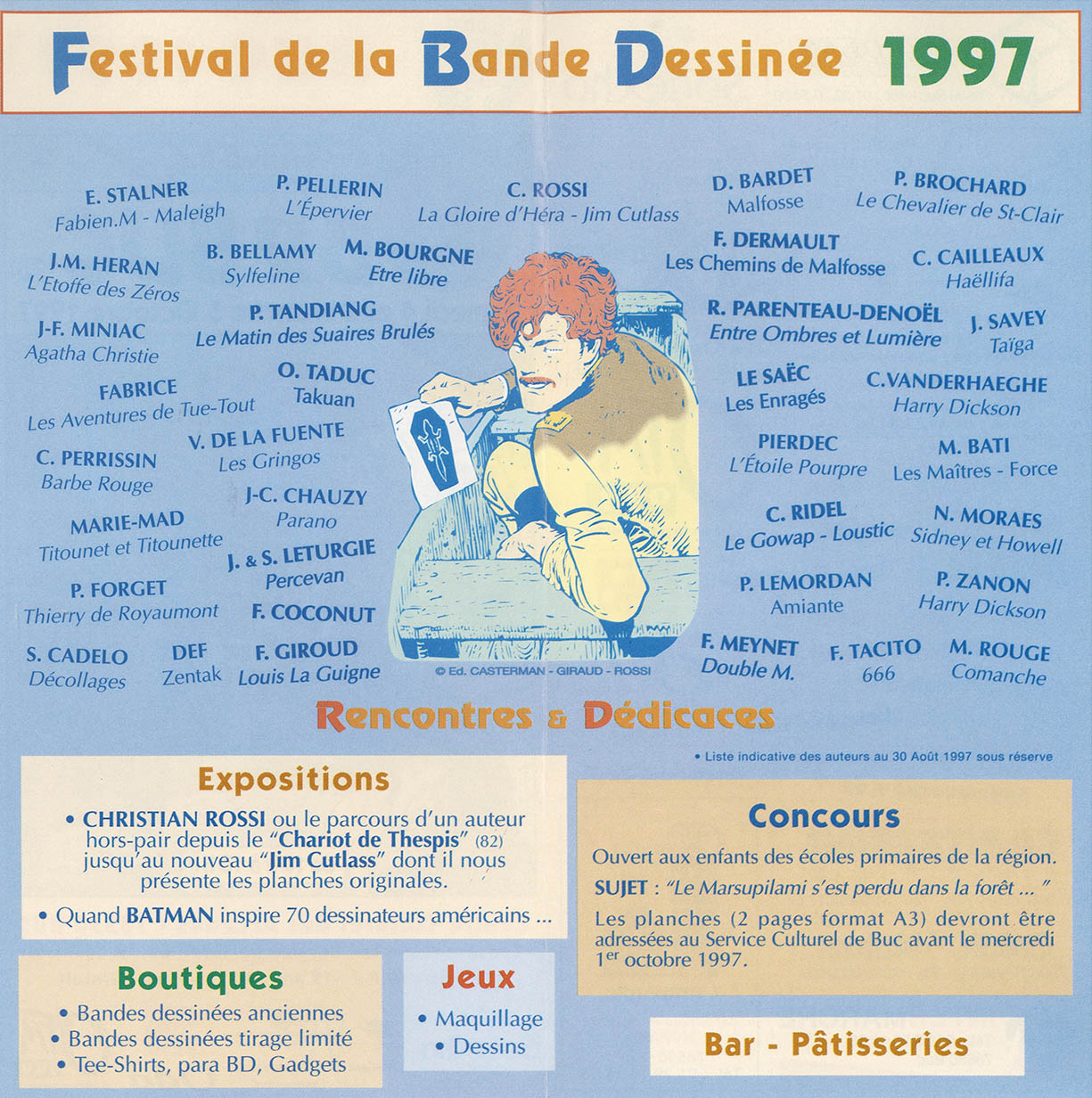 flyer1997 auteurs expos