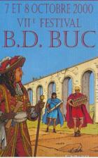 7ème Festival de la B.D. à Buc - Octobre 2000