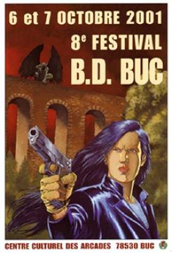 Festival Bd 2001